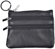 a black coin purse which is one of the most useful things I've bought on Amazon