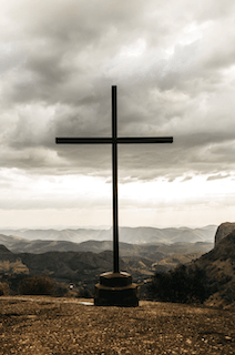 the cross where Jesus died for barren women in the bible