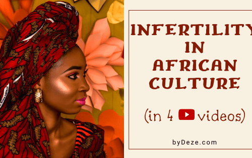 header infertility in african culture with african woman
