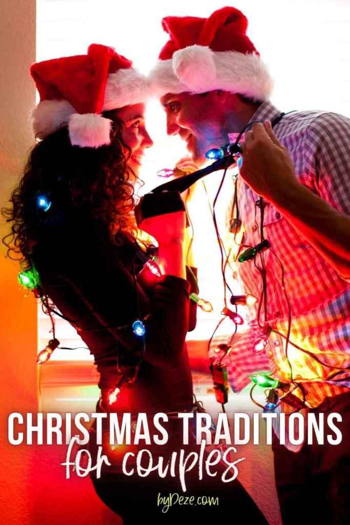 christmas traditions for couples christmas lights