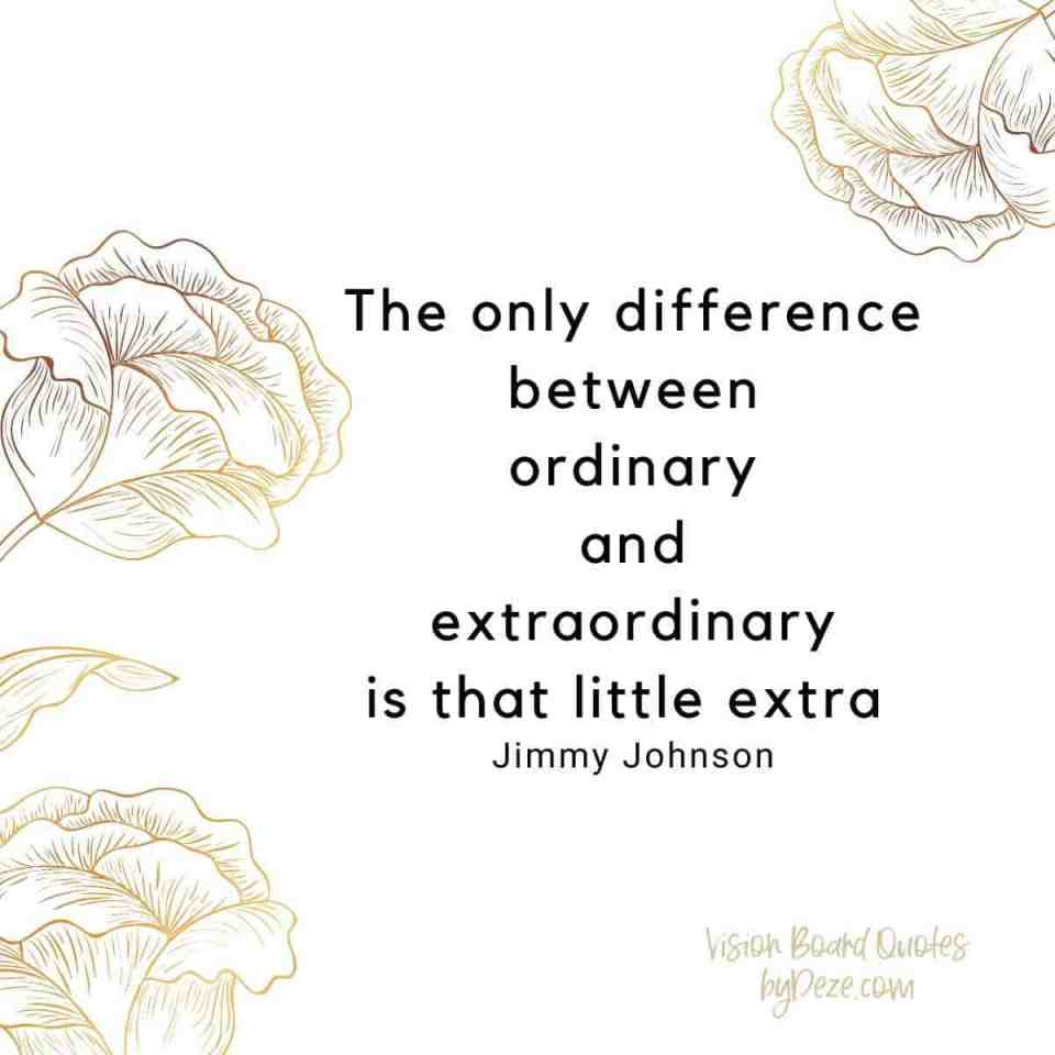 jimmy johnson quote for dream boards