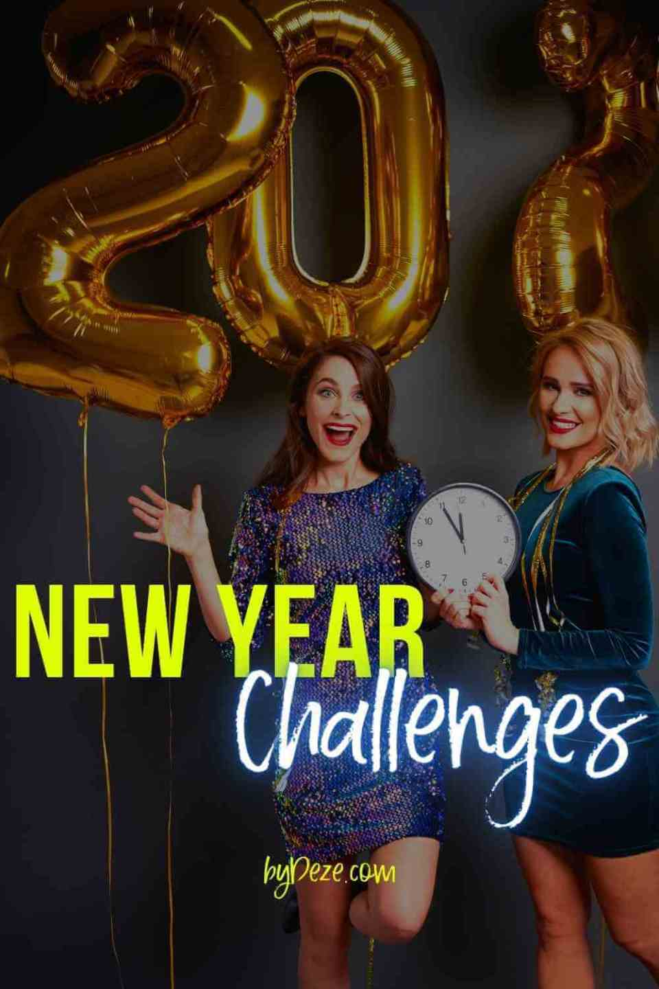 new year challenges