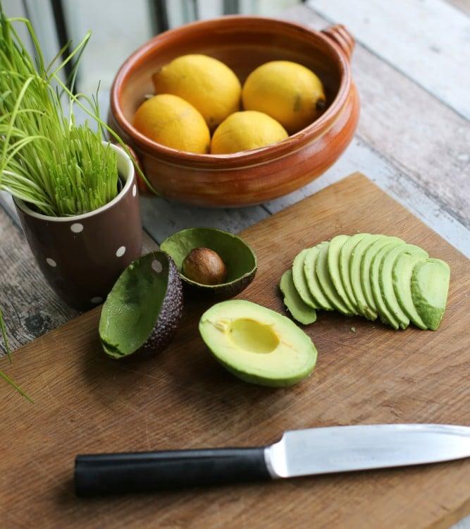 mad med avocado, piment d'espelette