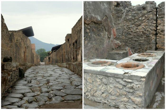 pompei, amalfikysten, vesuv, rejseguide