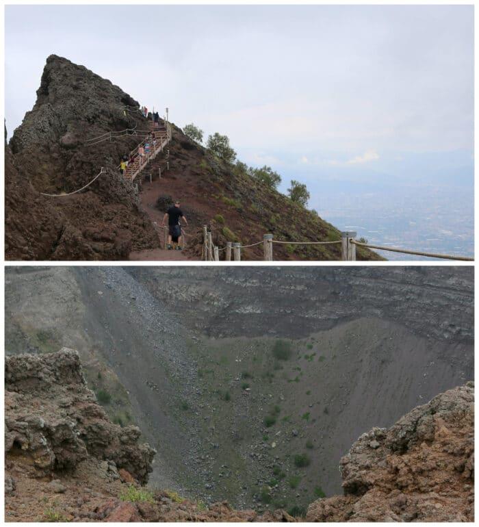 vesuv vulkan, napoli, rejseguide