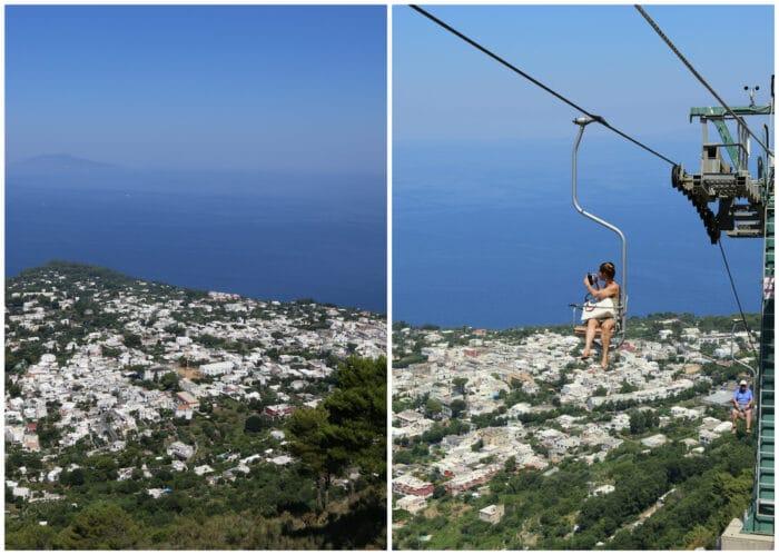 capri, amalfikysten italien rejseguide