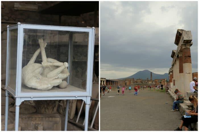 pompei, vesuv vulkan, rejseguide