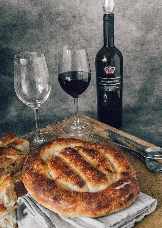 Madbrød, armensk brød, naanbrød