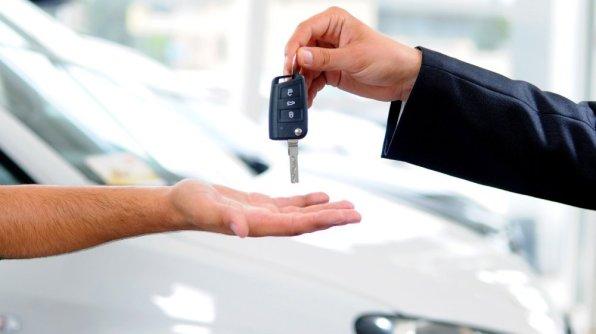 Car Key Exchange / Ownership Transfer
