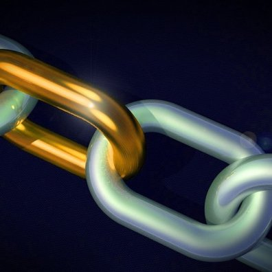Connected Iron Chain