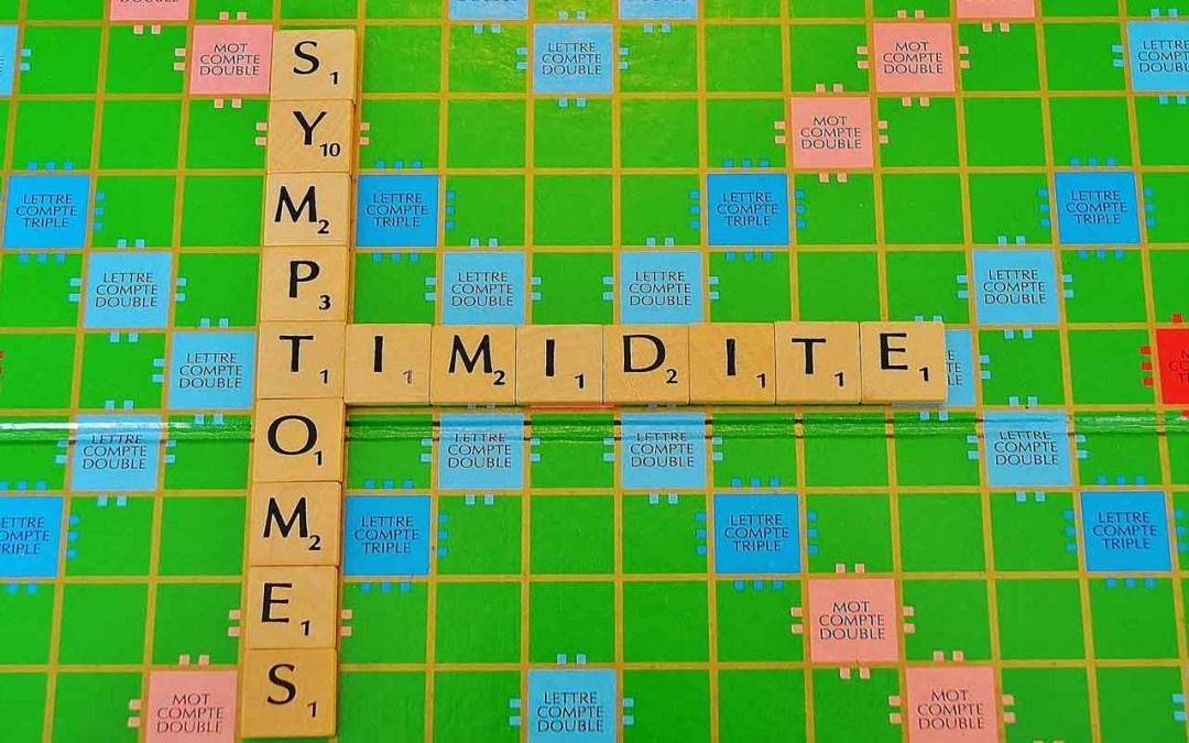 Les principaux symptômes de la timidité