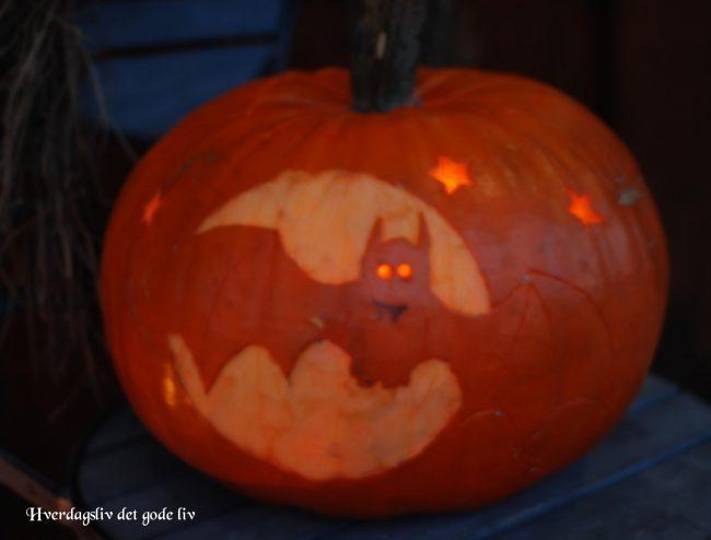 Vår egen Halloween feiring