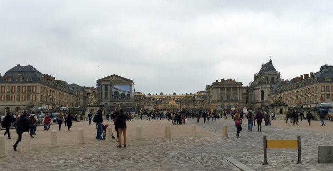 Parkanlegget i Versailles