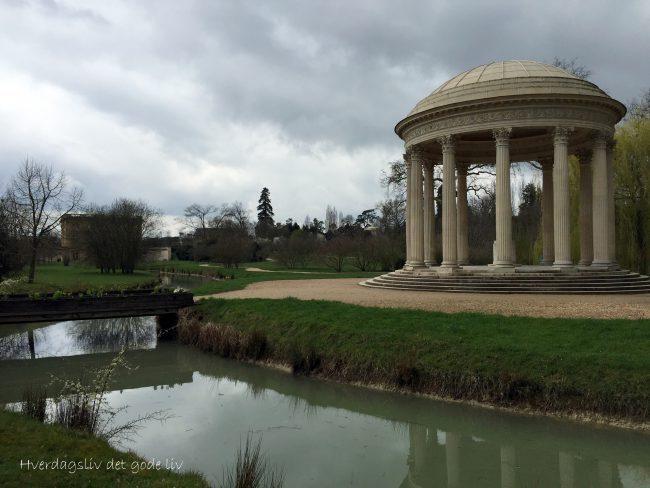 Eventyrgården i Versailles