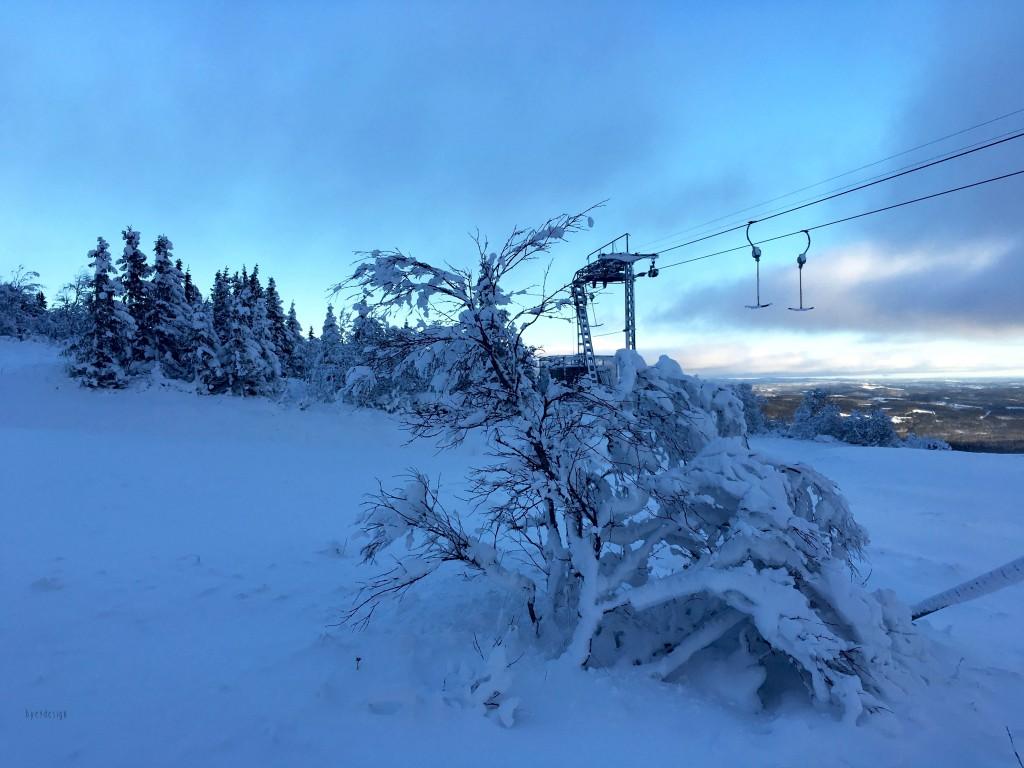 Vinter i Åre