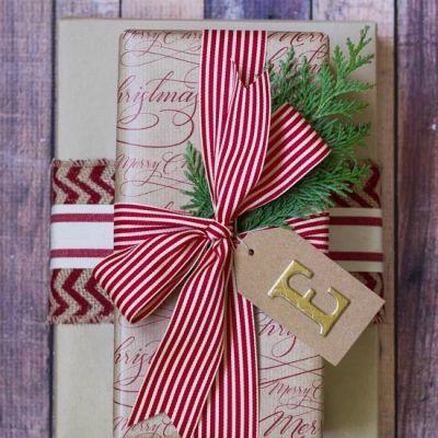 Pakk inn vakre gaver