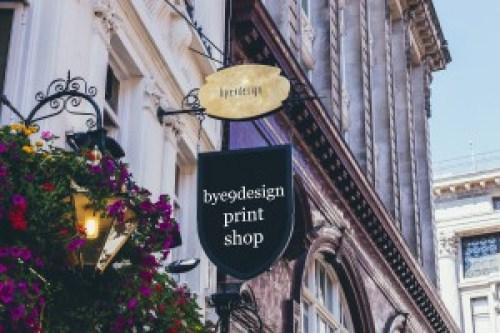 bye9design shop - digital download print