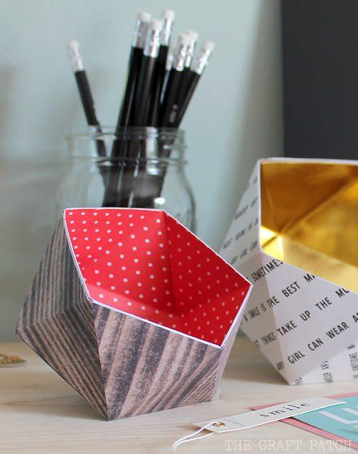 Gøy med papir