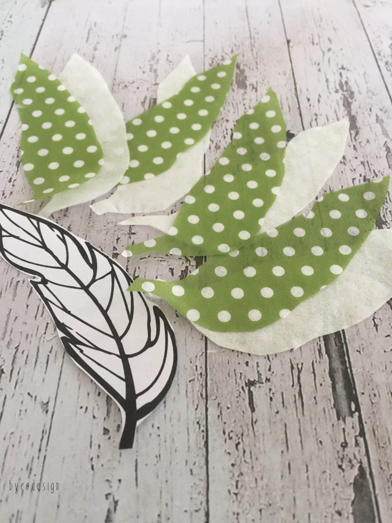 17.mai pynt i papir - 17.mai pynt servietter - tissueflower - serviettblomster - DIY