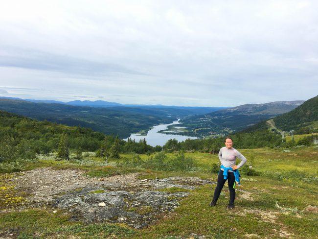 Skogen og fjellet i Åre, beste treningsarena