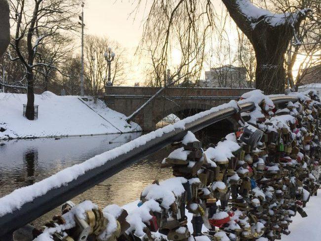 En liten spasertur i Riga før jul - hotell og shoppingopplevelser