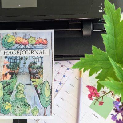 Hagejournalen – for deg som vil at hagesesongen skal vare hele året
