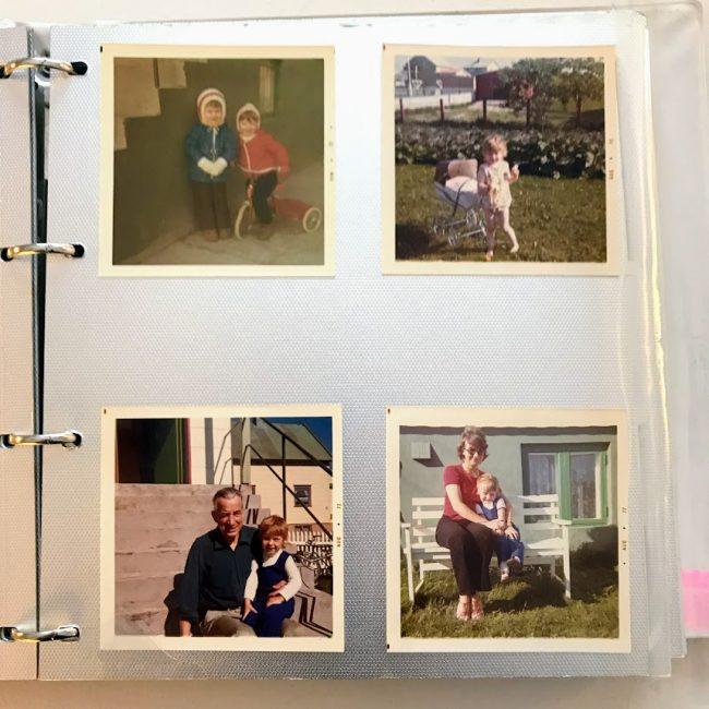 Dokumenter historien din med ord og bilder i et album - Del 1:  Hvorfor skal du lage album?