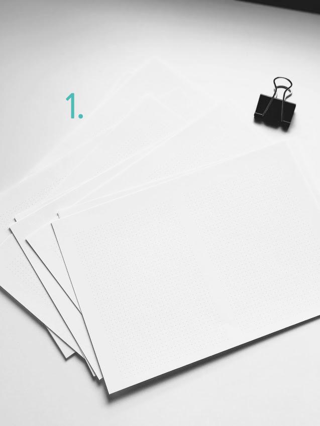 Slik lager du din egen Travel Journal - Bullet journal