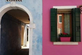 Burano - Venise - Italie - Bye Bye Loukoum