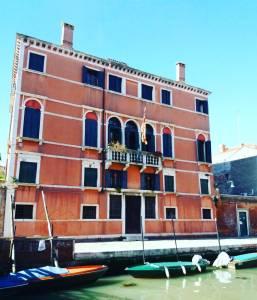 Venise - Cannaregio- Canal - Bye bye Loukoum - Week-end