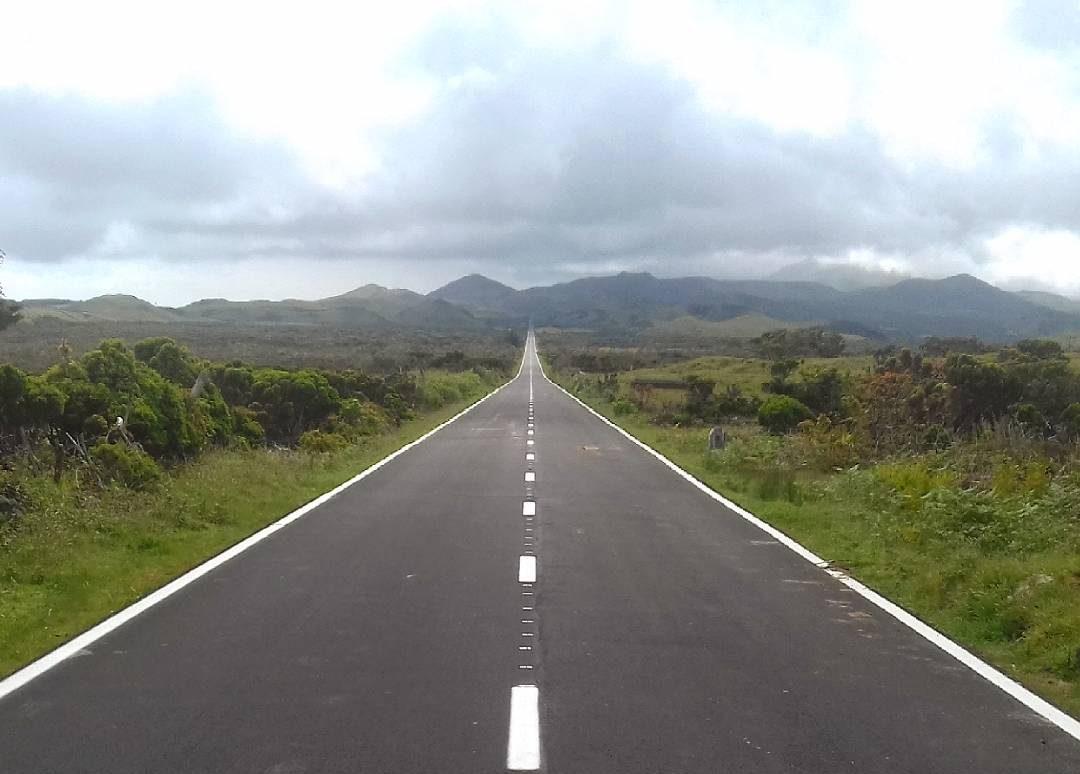 Pico - Route longitudinale - Açores - îles