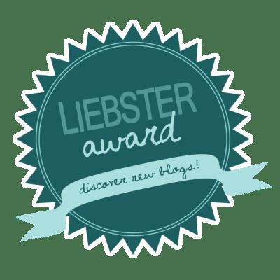 J'ai été nominée pour les Liebster Awards ღ