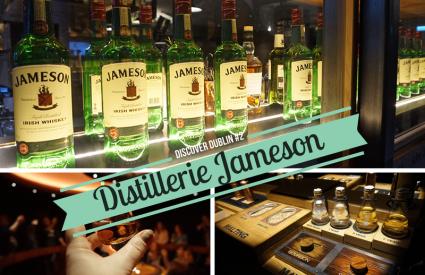 [DISCOVER DUBLIN #2] Jameson Distillery