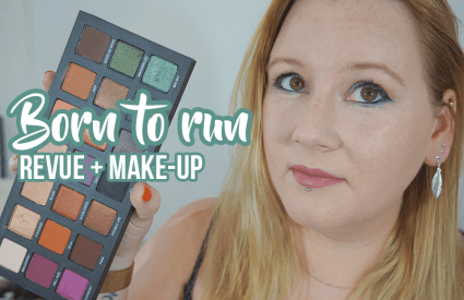 REVUE #2 : Born To Run Palette, un indispensable make-up ?