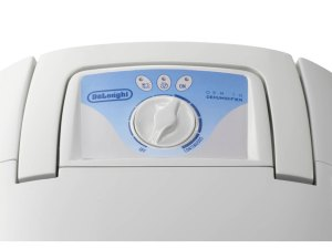 delonghi dem 10 dehumidifier control panel warning lights continuous
