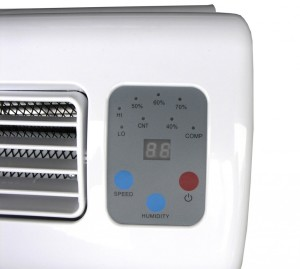 D850E-control-panel-dehumidifier swimming pool