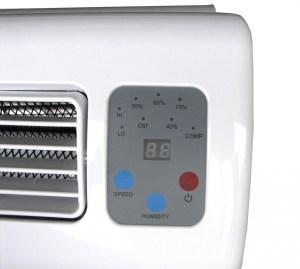 D850E-control-panel-dehumidifier swimming pool