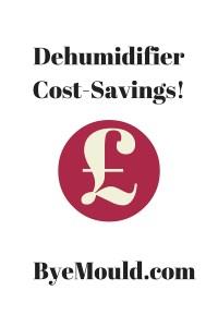 Dehumidifier Cost-Savings!