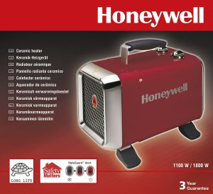 honeywell hz-510e heater review