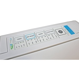 DC202 Hybrid Ecoair control panel dehumidifier air purifier