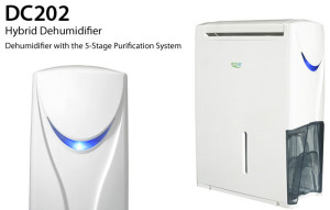 Ecoair dc202 hybrid dehumidifier air purifier features best price buy