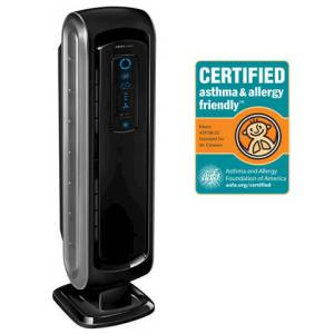Fellowes DX5 Air Purifier Review asthma allergy clean air breathing better hepa filter