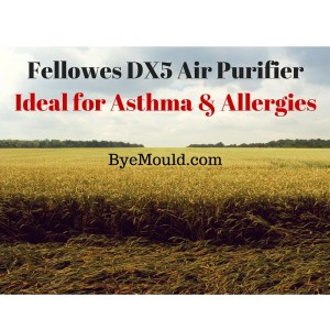 Fellowes DX5 Air PurifierIdeal for Asthma & Allergies