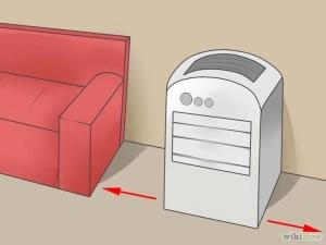 dehumidifier position byemould ecoair meaco