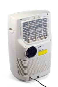 igenix ig9900 9000 air conditioner rear profile review byemould fan
