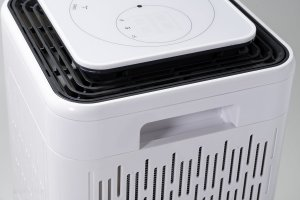Portable Dehumidifier byemould mould damp condensation compressor