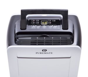 PureMate PM 412 dehumidifier byemould review operating volume power consumption warranty reviews