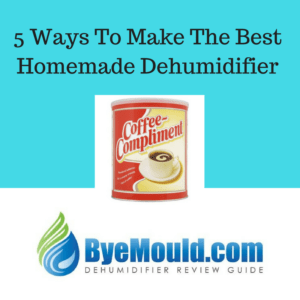 homemade dehumidifier moisture absorber DIY condensation humidity byemould