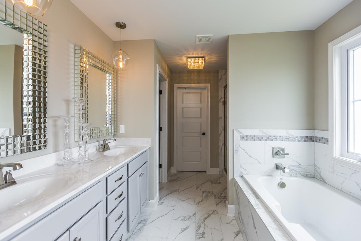 Byer builders lexington ky new home builder remodeling contractor for Bathroom remodel lexington ky