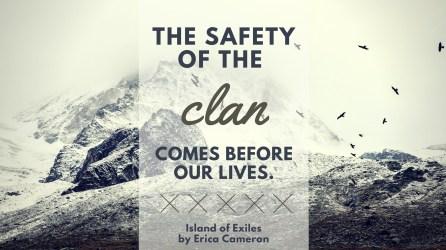 IslandOfExiles-ClanBeforeSelf